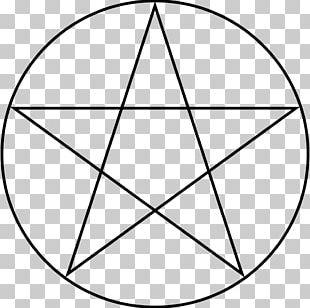 Book Of Shadows Magic Circle Wicca Pentagram Pentacle PNG