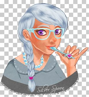 Glasses Cartoon Character Goggles PNG
