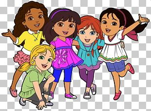 Dora And Friends: Into The City! Free Content PNG