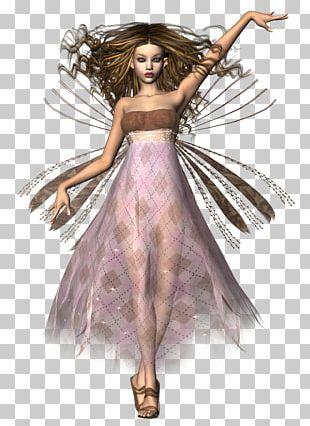 Fairy Ring A Fada Angel Elemental PNG