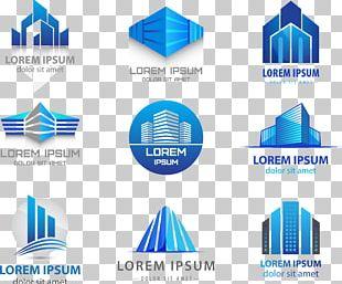 Logo Building Real Estate PNG