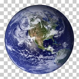 Earth The Blue Marble Planet PNG