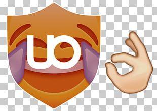Emoji OK Text Messaging Thumb Signal PNG