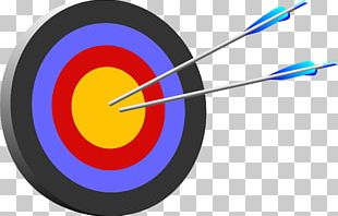 Target Archery Concentric Objects Cartoon PNG