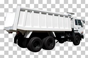 Cargo Dump Truck Vehicle PNG