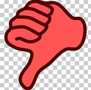 Thumb Signal Finger PNG