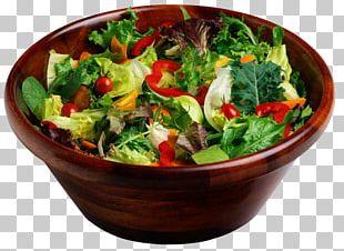 Fruit Salad Leaf Vegetable Bowl PNG