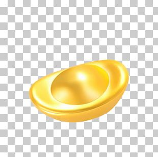 Gold Bar Ingot Material PNG