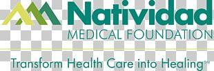 Natividad Medical Center Emergency Room Logo Brand Green Font PNG