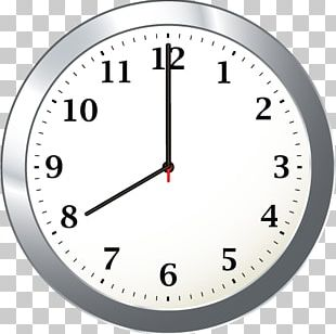 Clock Face Alarm Clocks 12-hour Clock PNG