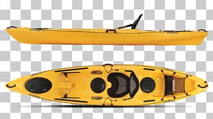 Kayak Fishing Paddling Recreational Kayak Sit-on-Top PNG