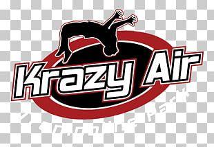 Krazy Air Trampoline Park Logo Gilbert Brand Elevate Trampoline Park PNG