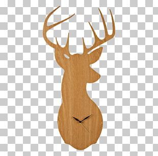 White-tailed Deer Reindeer Silhouette PNG