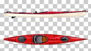 Sea Kayak Canoe Paddling Boat PNG