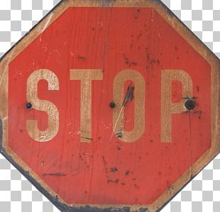 Stop Sign Texture Mapping Traffic Sign Warning Sign PNG