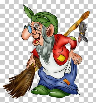 Baba Yaga Humour Fairy Tale Daytime PNG