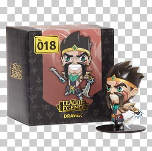 League Of Legends Figurine Action & Toy Figures Riot Games Video Game PNG