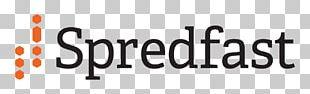 Logo Social Media Marketing Spredfast Shoutlet PNG
