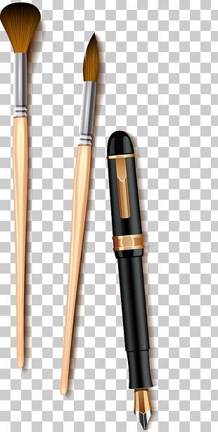Pen Makeup Brush Make-up PNG