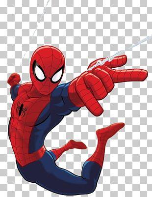 Spider-Man: Shattered Dimensions Ultimate Spider-Man Television Show Marvel Comics PNG