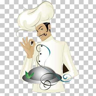 Chef Cooking PNG