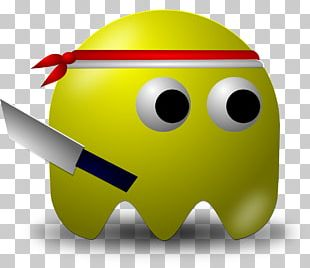 Pac-Man Warrior Arcade Game Video Game PNG