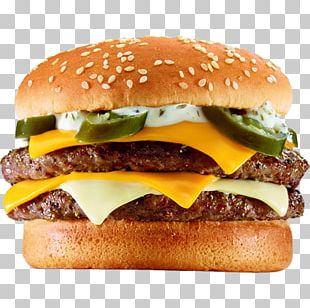 Cheeseburger Hamburger Whopper Patty McDonald's Big Mac PNG