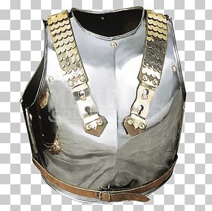 Breastplate Cuirass Middle Ages Napoleonic Wars Armour PNG