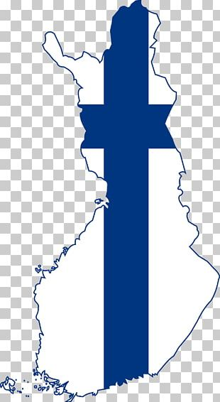 Flag Of Finland Map National Flag PNG