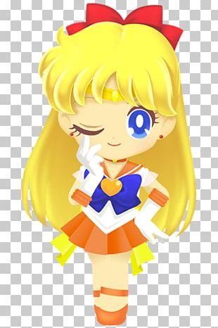 Sailor Venus Sailor Moon Sailor Jupiter Chibiusa Sailor Mercury PNG