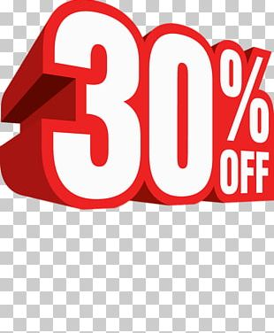 30% Discount PNG