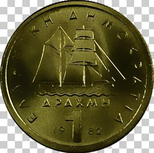Ancient Greek Coinage Greece Greek Drachma Obverse And Reverse PNG