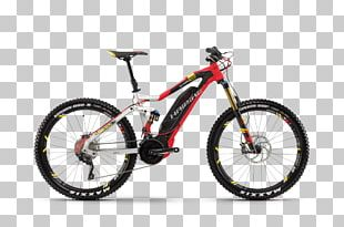 Haibike Electric Bicycle XDURO AllMtn 9.0 Mountain Bike PNG