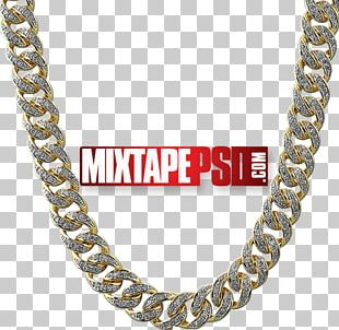 Necklace Rope Chain Jewellery Gold PNG