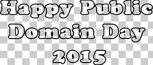 Public Domain Day Copyright Law Of The United States Copyright Notice PNG