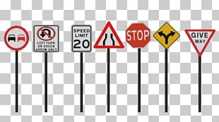Stop Sign Traffic Sign Warning Sign Signage PNG
