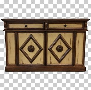 Bedside Tables Furniture Buffets & Sideboards Drawer Wood Stain PNG
