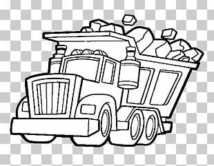Car Dump Truck Drawing Kenworth PNG