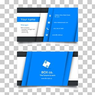 Business Cards Logo Graphic Design Printing Visiting Card PNG