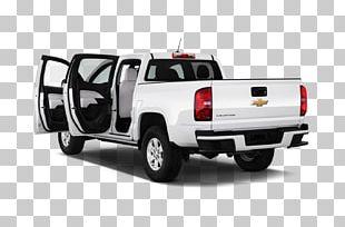 Chevrolet Silverado 2017 Chevrolet Colorado Car Pickup Truck PNG
