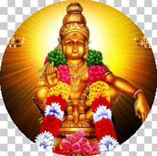 Sabarimala Shiva Ayyappan Kartikeya Hindu Temple PNG