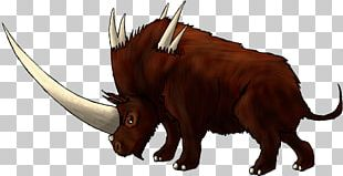 Bull Domestic Yak Cattle Ox Horn PNG
