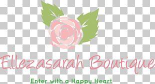 Logo Petal Flower Floral Design Font PNG