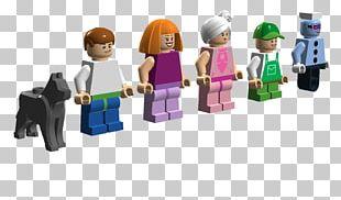 Lego Dimensions Fred Flintstone Lego Minifigure Toy PNG