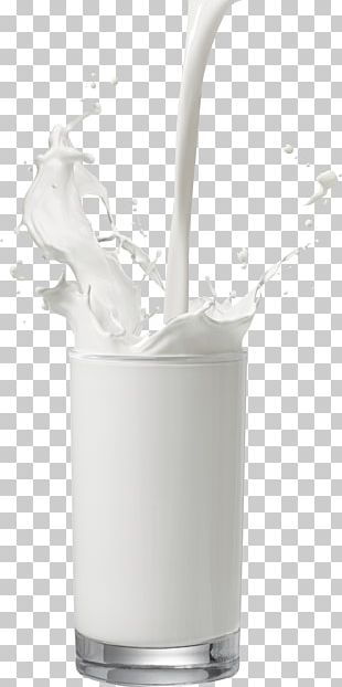 Milk Toast Cream Glass Dairy PNG