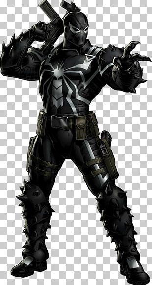 Marvel: Avengers Alliance Flash Thompson Spider-Man Wolverine Doctor Doom PNG