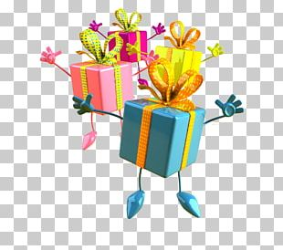 Happy Birthday To You Party Wish Gift PNG