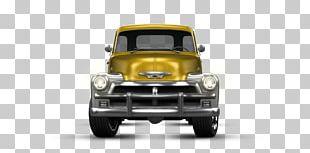 Bumper Car Motor Vehicle Fender Pickup Truck PNG