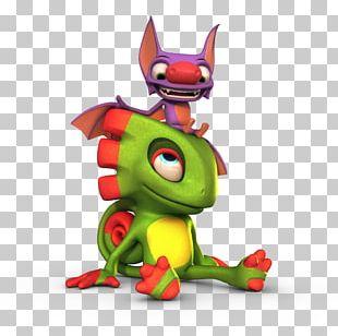 Yooka-Laylee Banjo-Kazooie Donkey Kong Country PlayStation 4 Video Game PNG