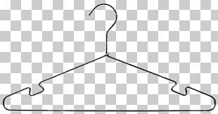 Metallic Clothes Hanger PNG
